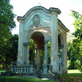 Parco Majnoni, Erba